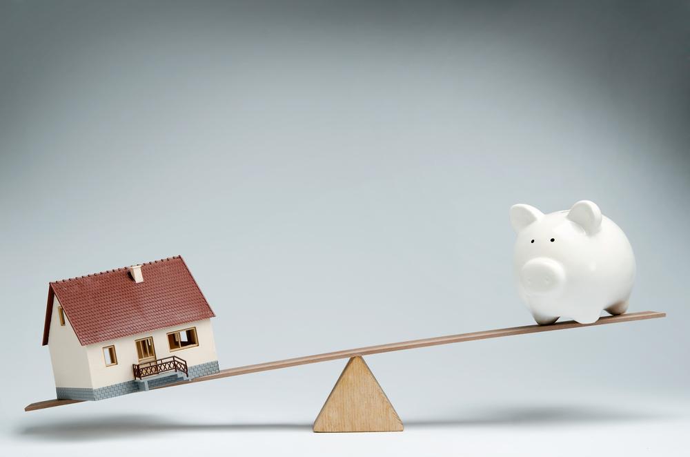 Illustration crédit hypothécaire et privé